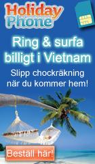 Kontantkort f�r Vietnam