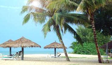 Cha Am Beach på Cha Am Island
