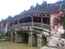 Byggnad i Old Town i Hoi An